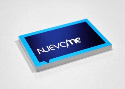 NUEVO.ME Corporate Design